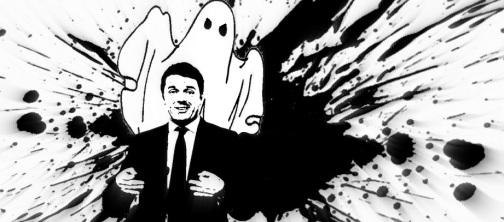 renzi fantasma