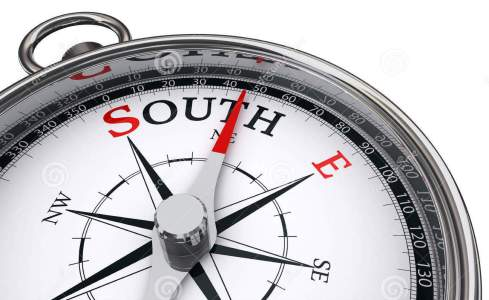 parola-del-sud-indicata-dalla-bussola-41426779