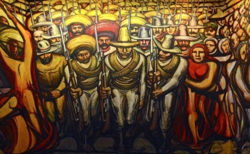 Siqueiros-Del-porfirismo-a-la-Revolución
