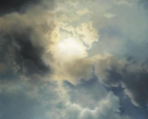 Richter_ Wolken 1970