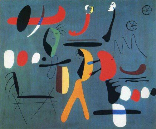Mirò painting-1933a