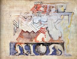 Rothko Antigone 1941