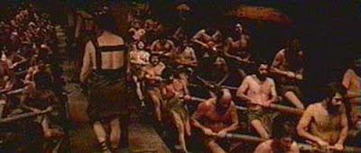 Risultati immagini per schiavi navi remi
